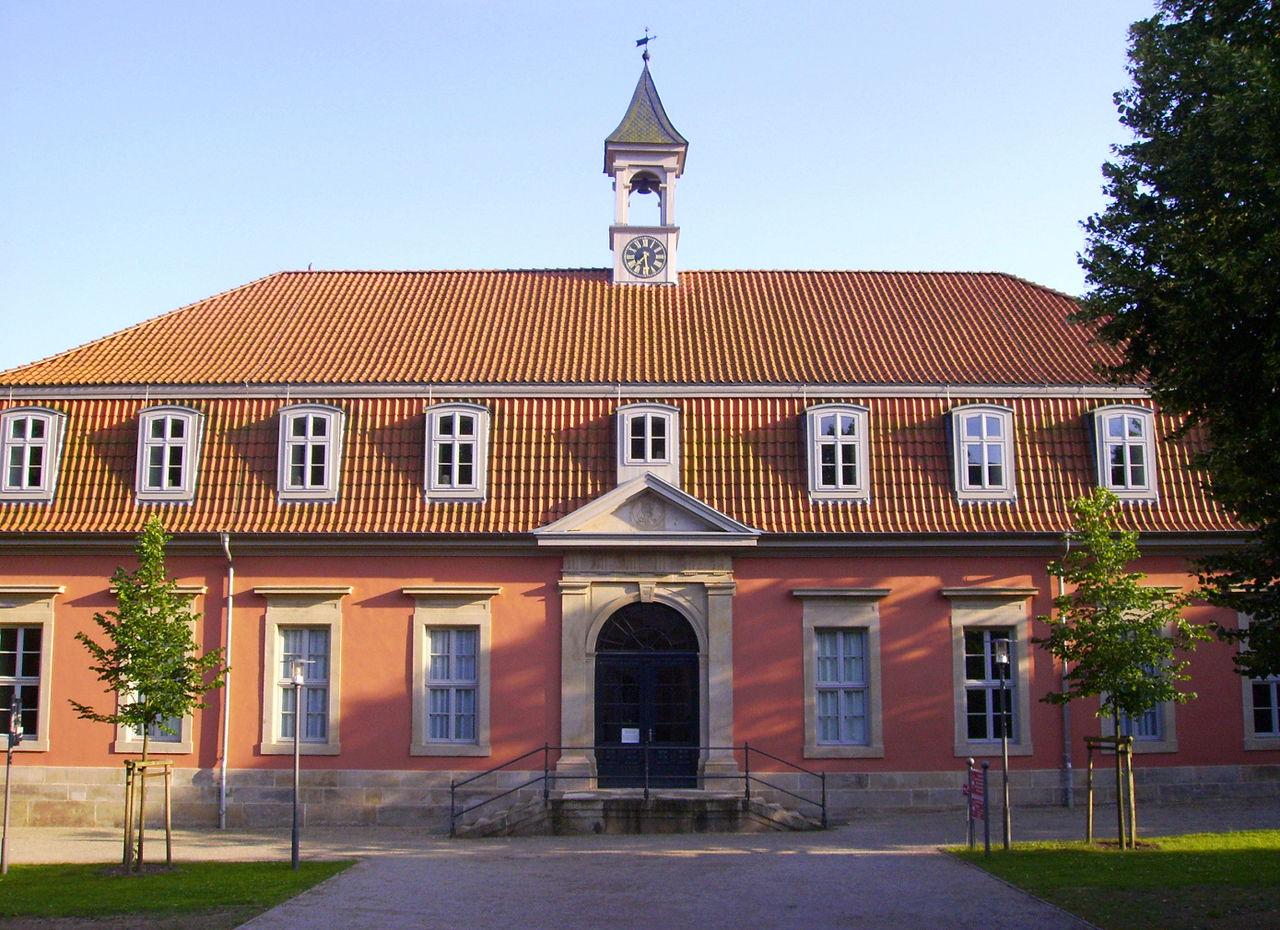 Bild Historische Kuranlagen Bad Rehburg