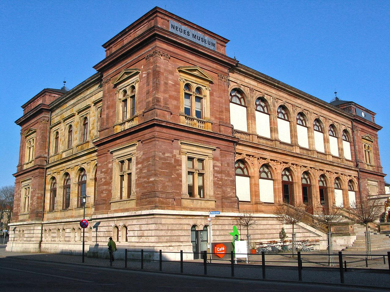 Bild Neues Museum Weimar