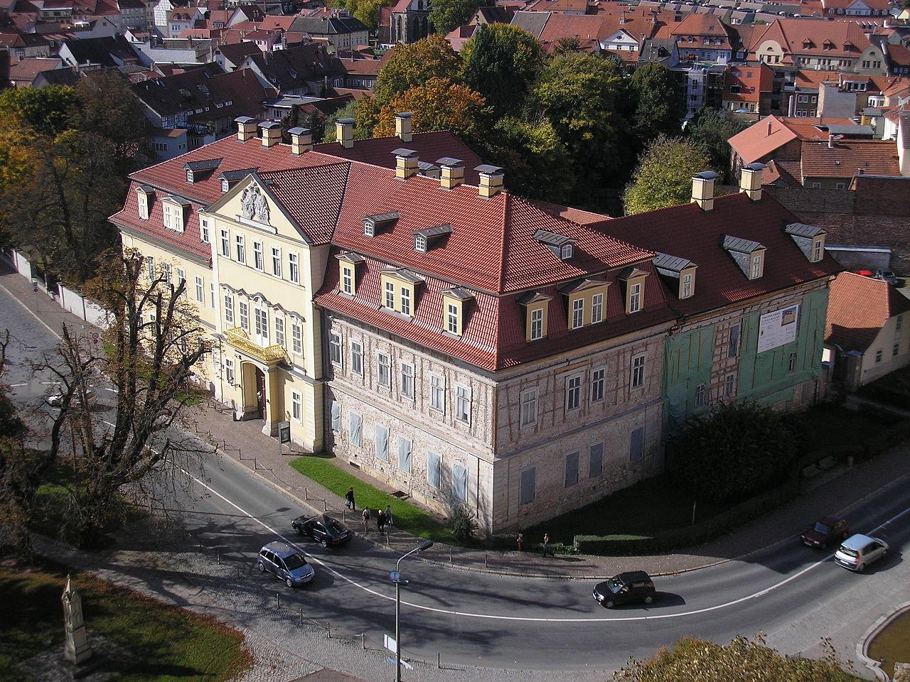 Bild Neues Palais Arnstadt