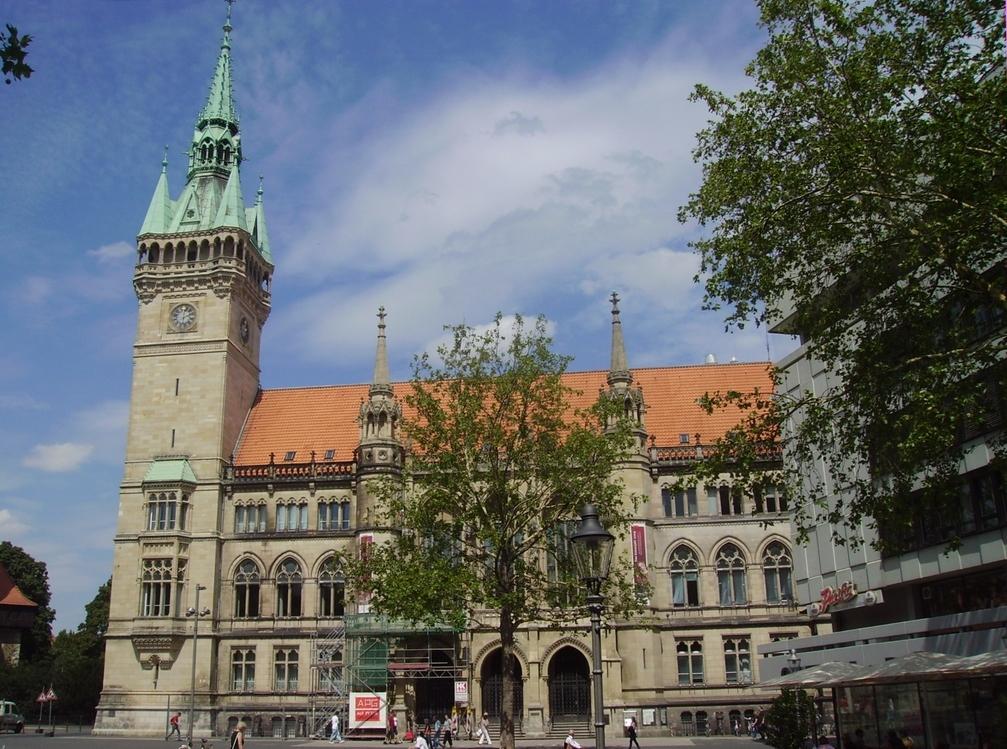 Bild Rathaus Braunschweig