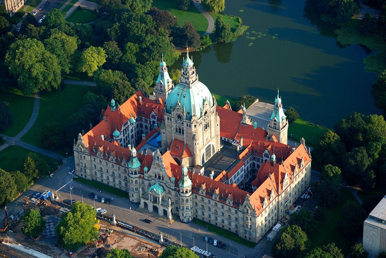 Bild Neues Rathaus Hannover