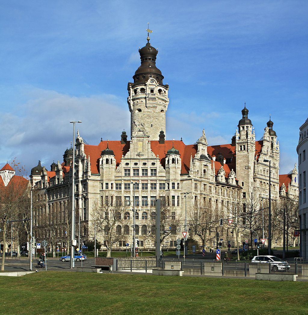 Bild Neues Rathaus Leipzig