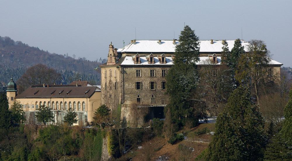 Bild Neues Schloss Baden Baden