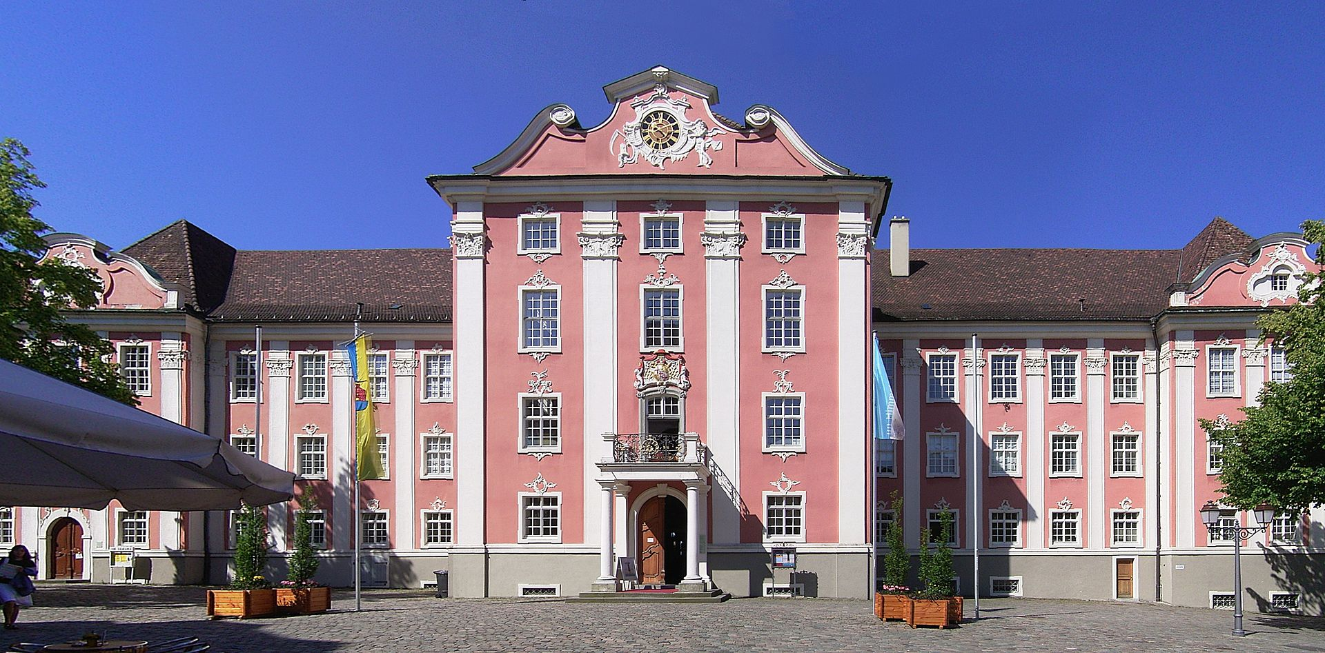 Bild Neues Schloss Meersburg