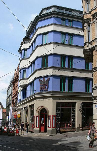 Bild Neues Theater Halle Saale