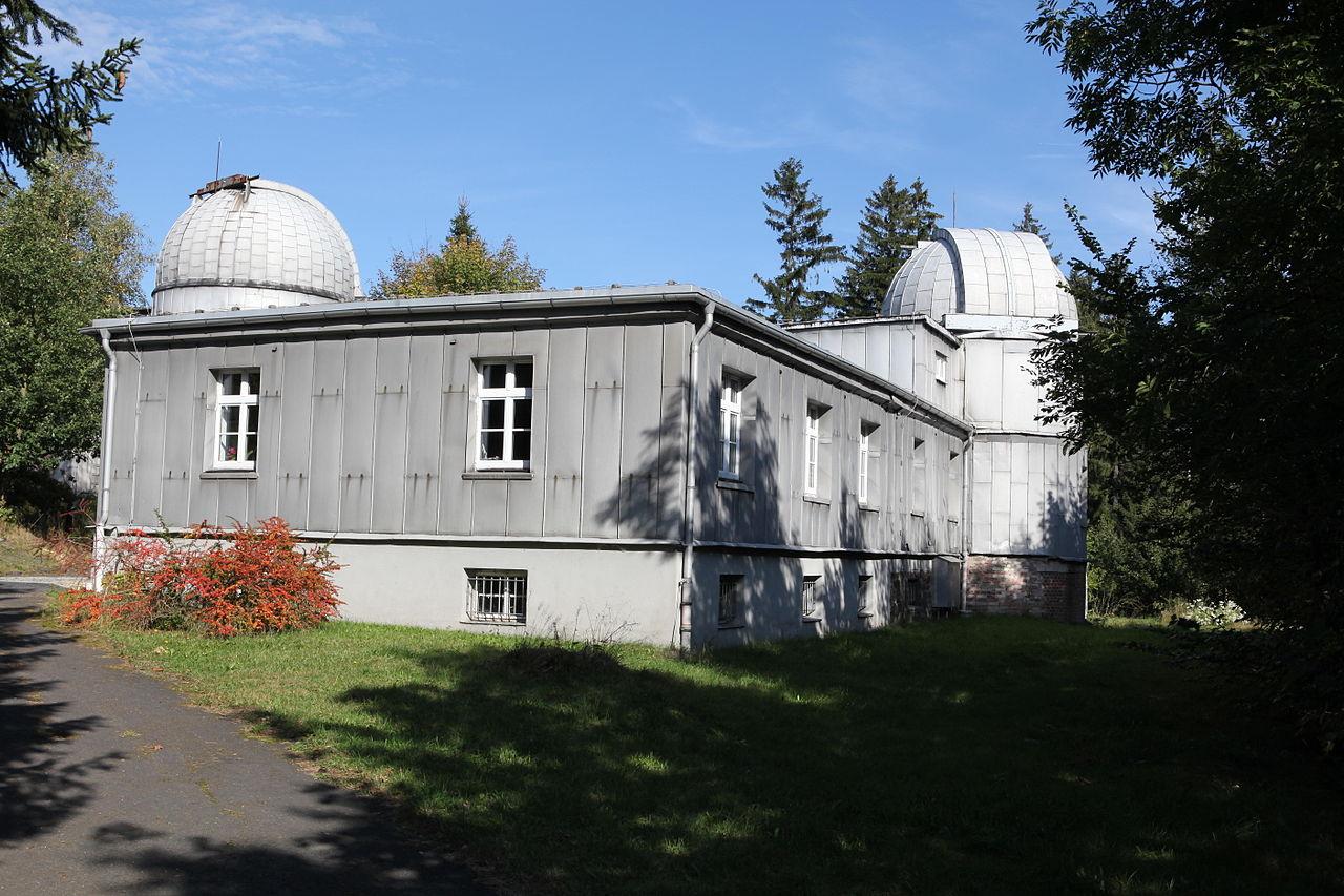 Bild Sternwarte Sonneberg