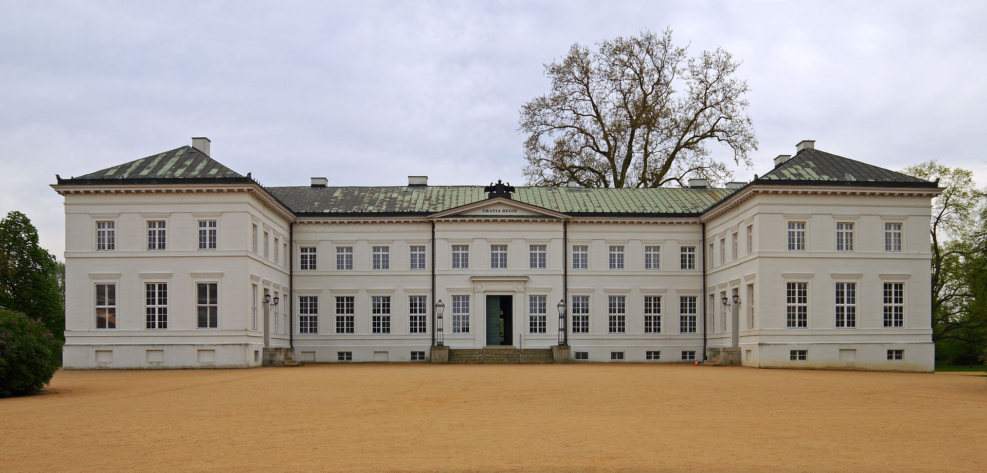 Bild Schloss Neuhardenberg