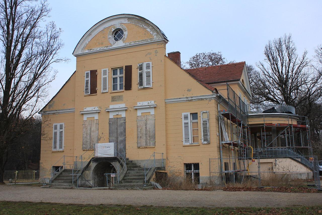 Bild Gutshaus Berlin Neukladow