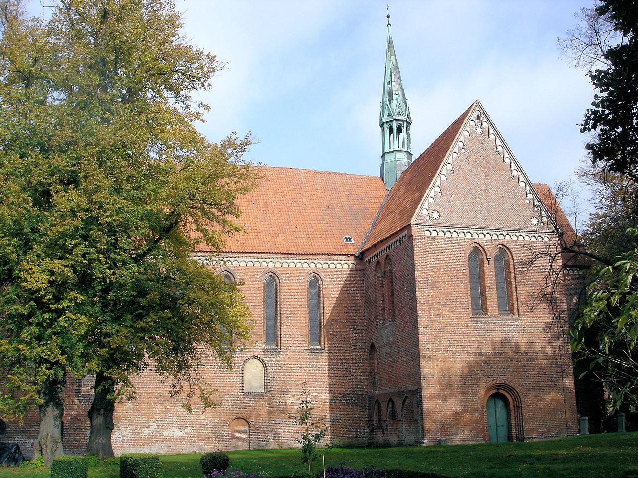 Bild Kloster Sonnenkamp Neukloster
