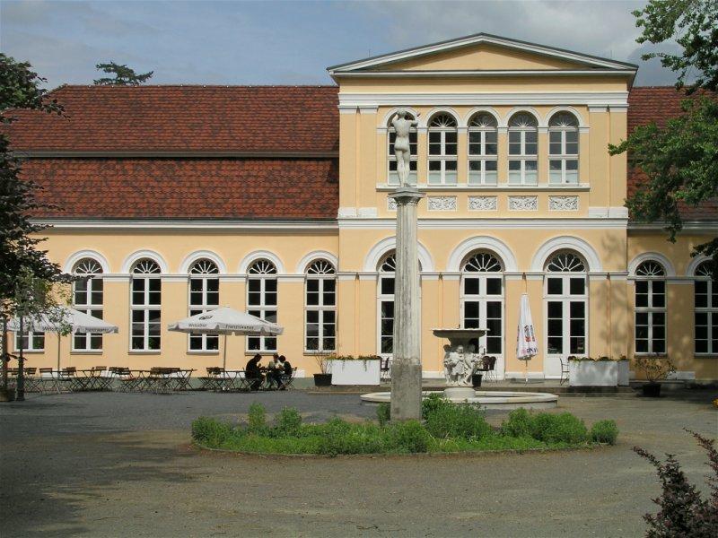Bild Orangerie Neustrelitz