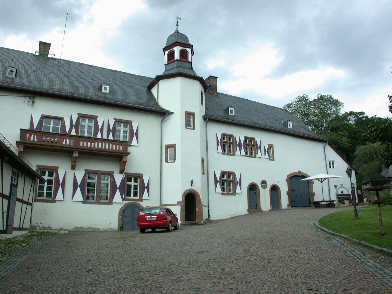 Bild Schloss Neuweilnau Weilrod