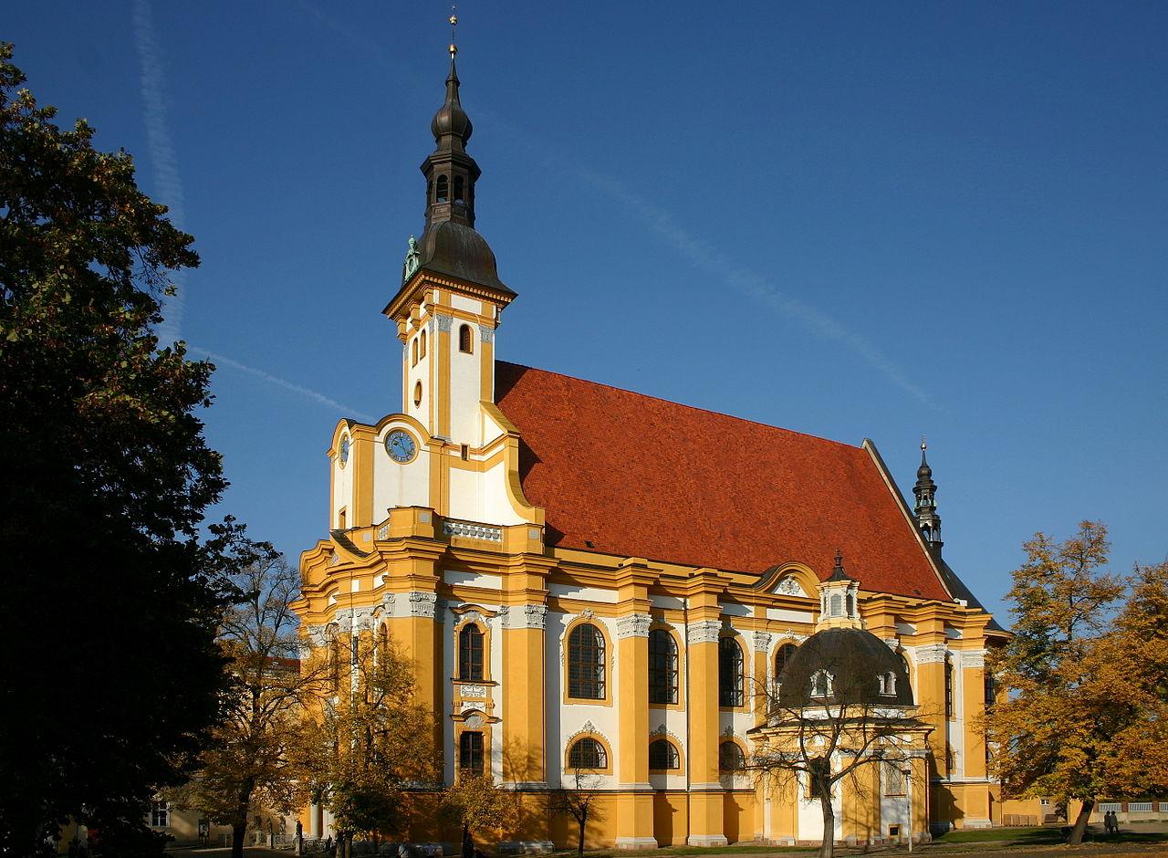 Bild Kloster Neuzelle