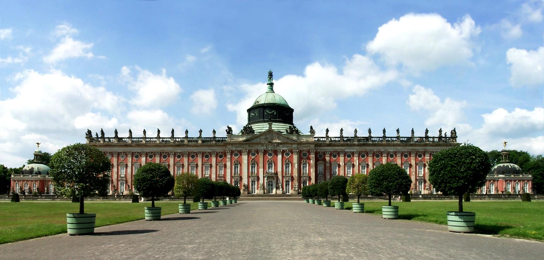 Bild Neues Palais Potsdam
