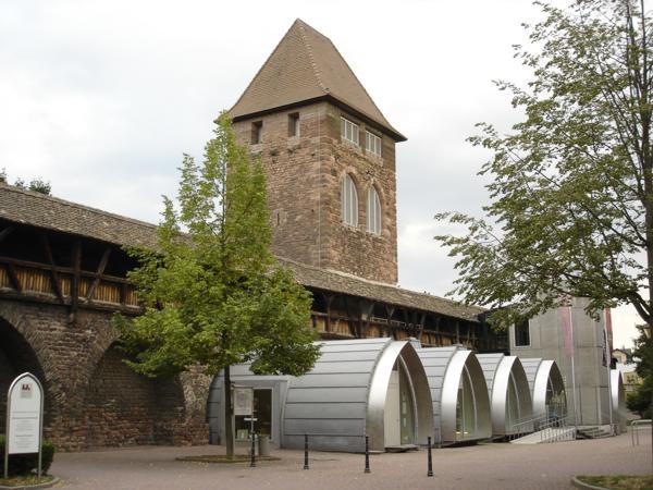 Bild Nibelungen Museum Worms