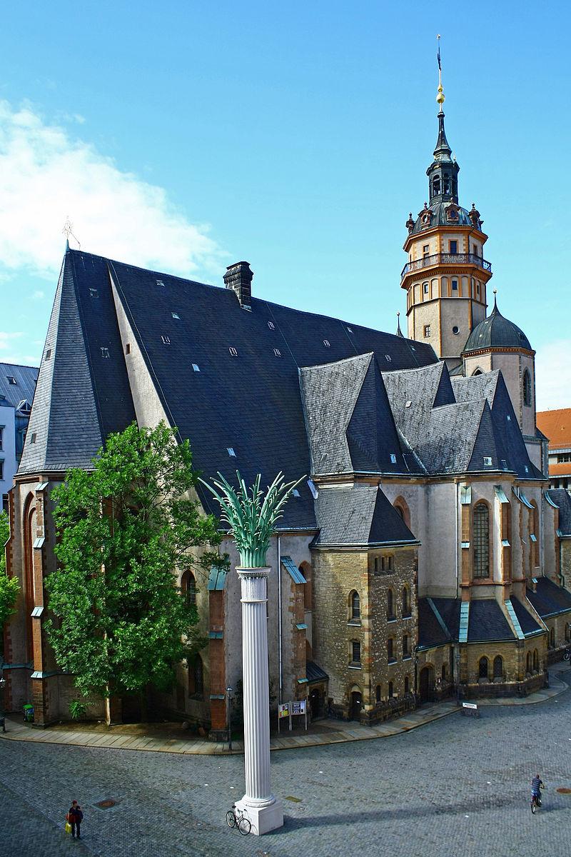 Bild Nikolaikirche Leipzig