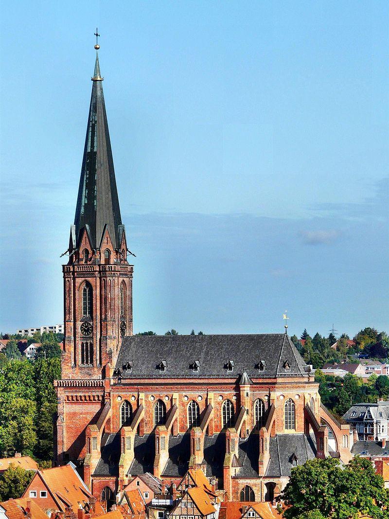 Bild St. Nicolai Kirche Lüneburg