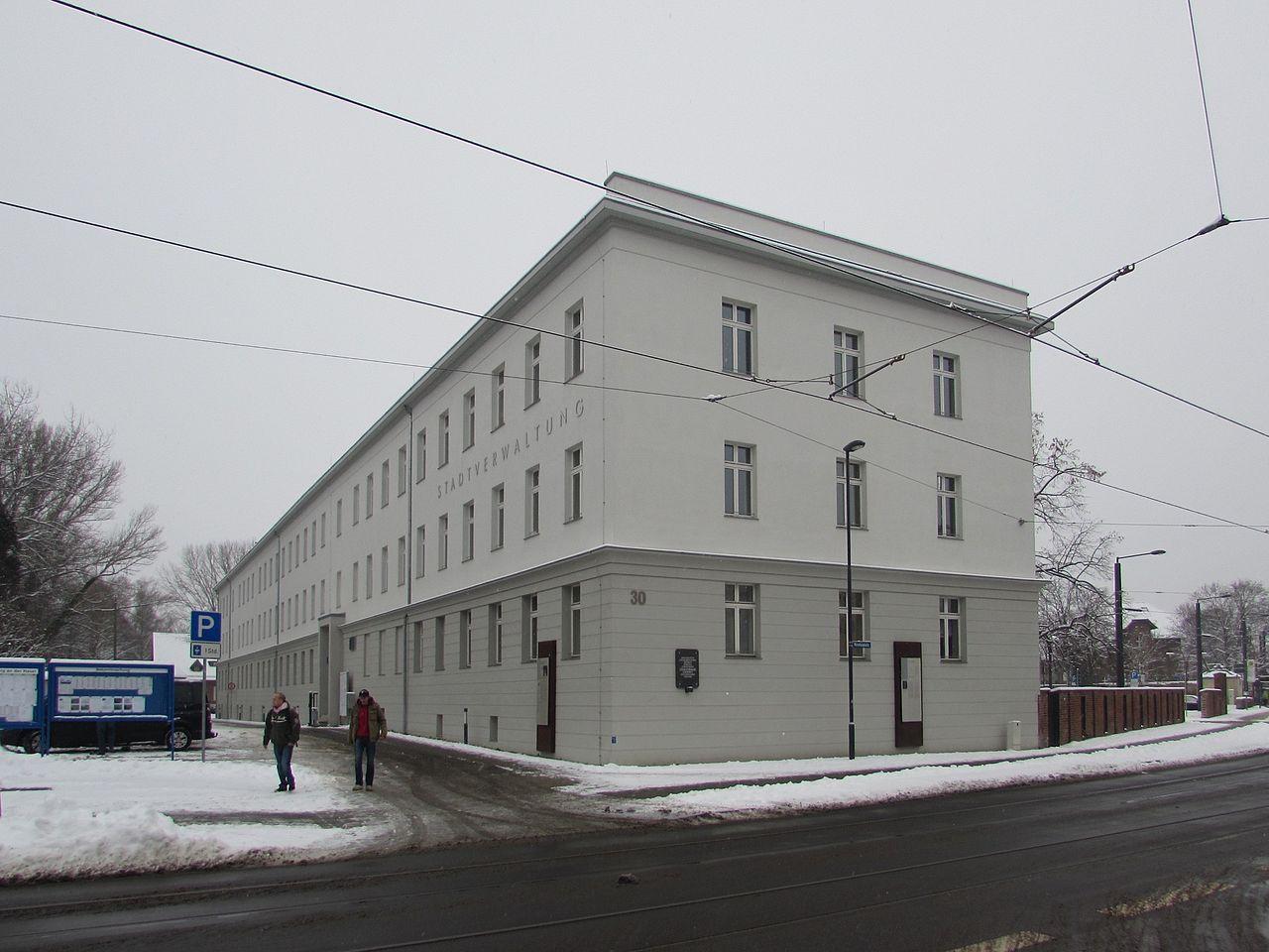 Bild Euthanasie Gedenkstätte Brandenburg Havel