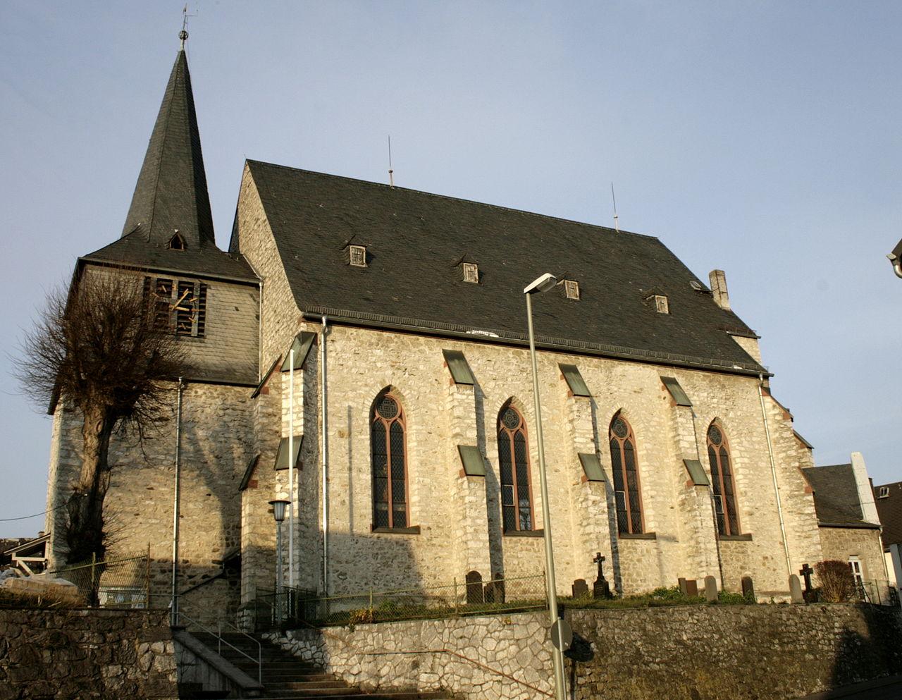 Bild Kirche St. Peter Niederhadamar