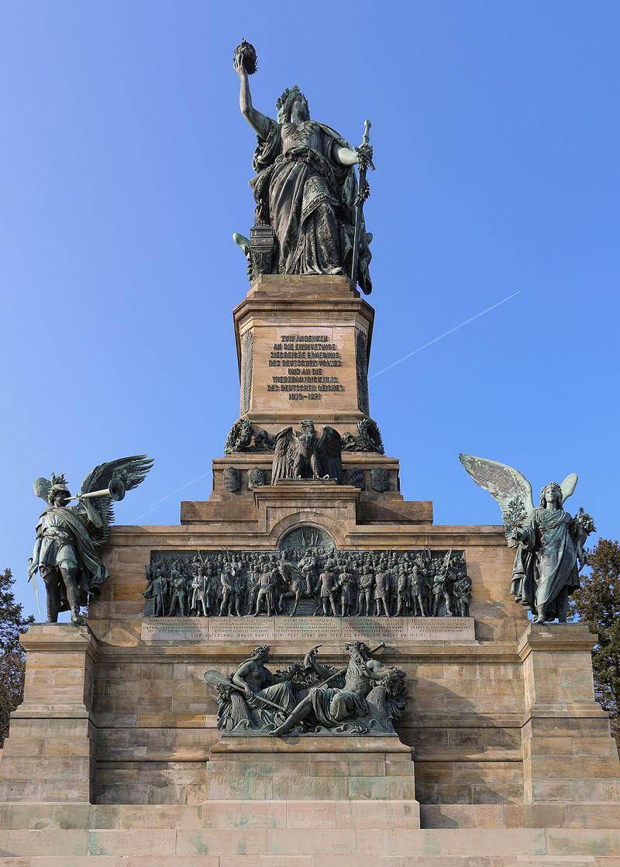Bild Niederwalddenkmal Rüdesheim