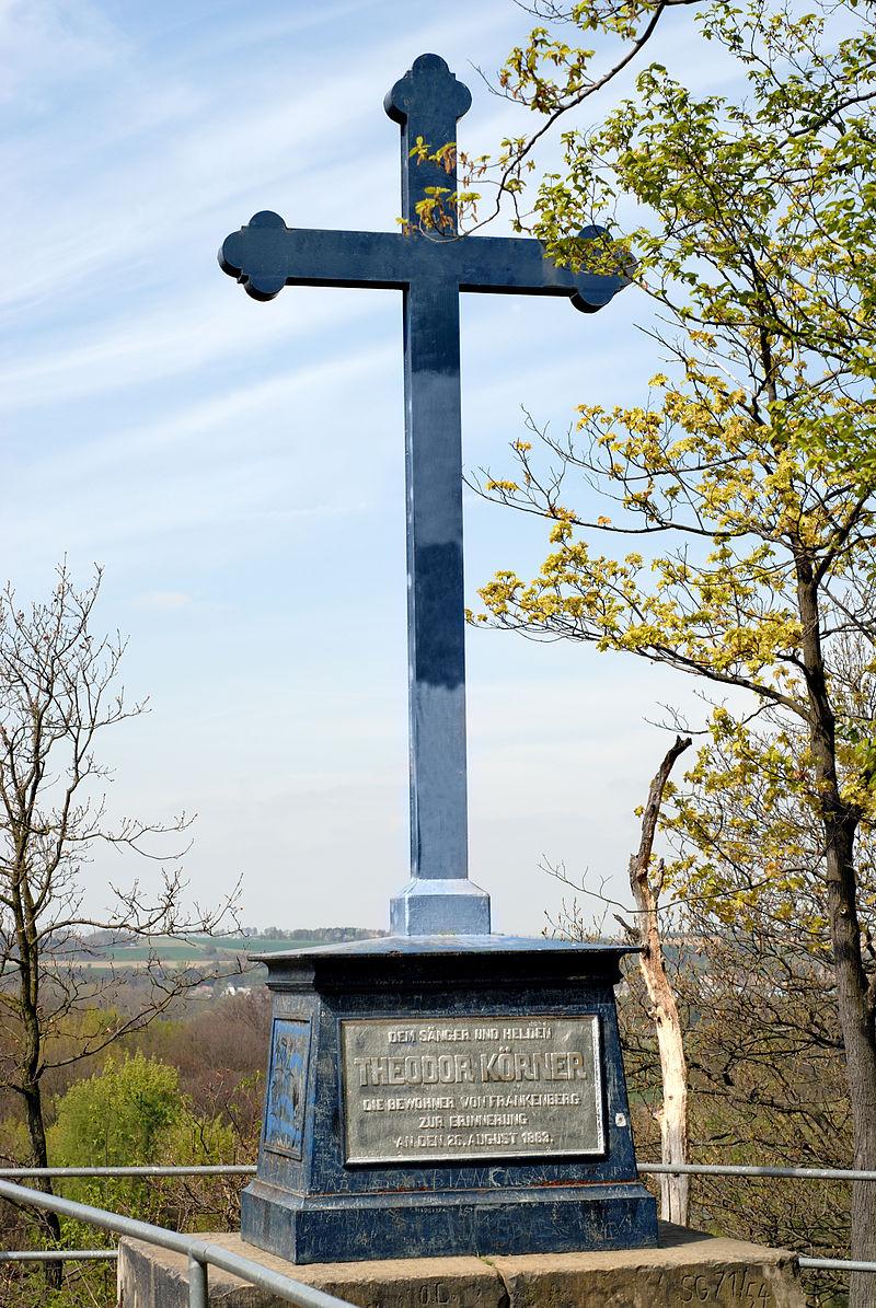 Bild Körnerkreuz Harrasfelsen