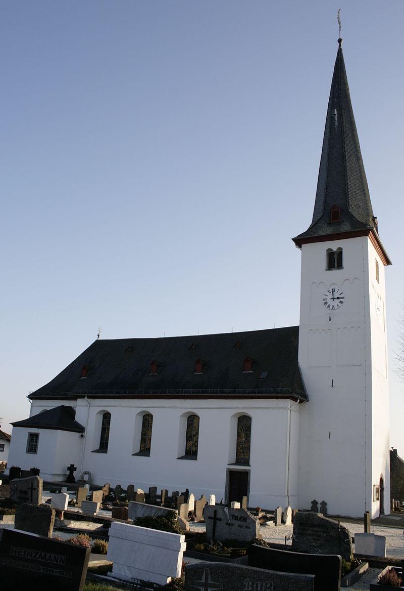 Bild Kirche St. Peter Hadamar Niederzeusheim