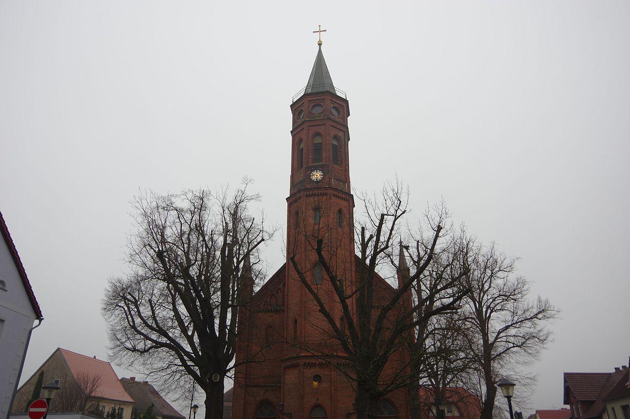 Bild Stadtkirche St. Johannis Niemegk