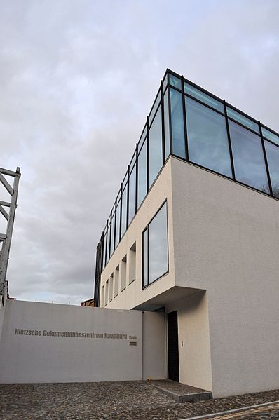 Bild Nietzsche Dokumentationszentrum Naumburg