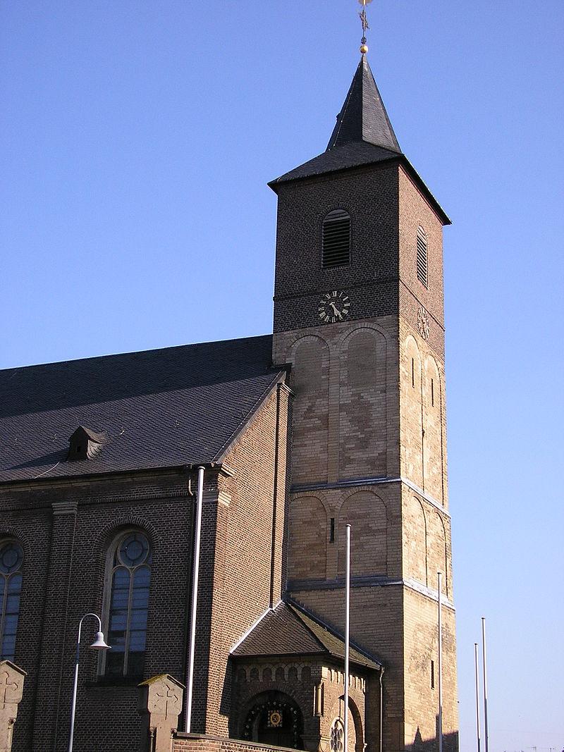 Bild Pfarrkirche St. Pankratius Nievenheim