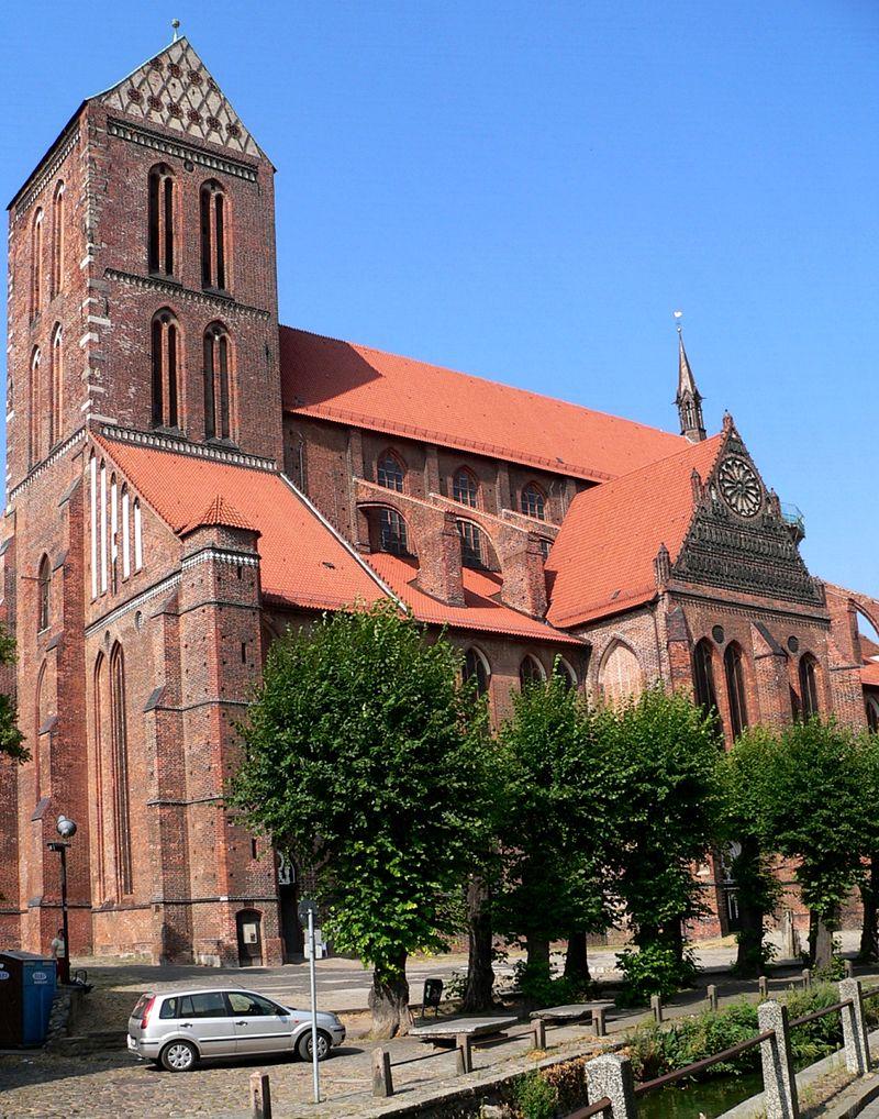 Bild St. Nikolai Kirche Wismar