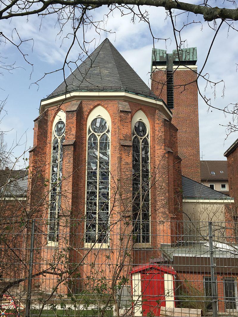 Bild St. Nikolaus Kirche Kiel
