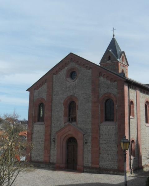 Bild Kirche St. Nikolaus Eisingen