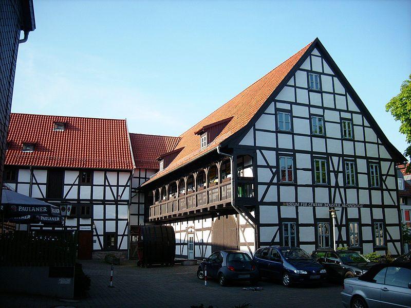 Bild Museum Tabakspeicher Nordhausen