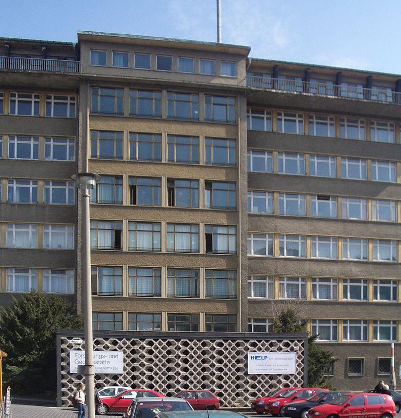 Bild Stasi Museum Berlin
