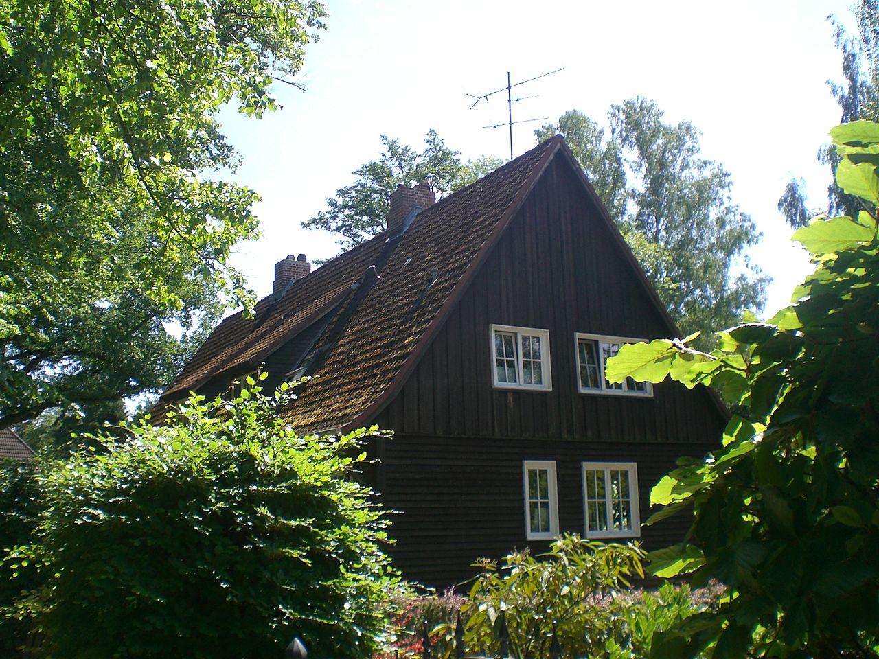 Bild Norwegersiedlungen Hamburg Duvenstedt