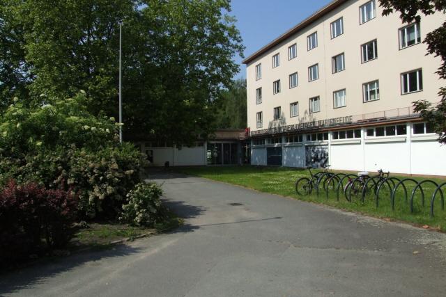 Bild Erinnerungsstätte Notaufnahmelager Marienfelde