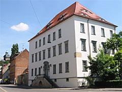 Bild Novalis Haus Weißenfels