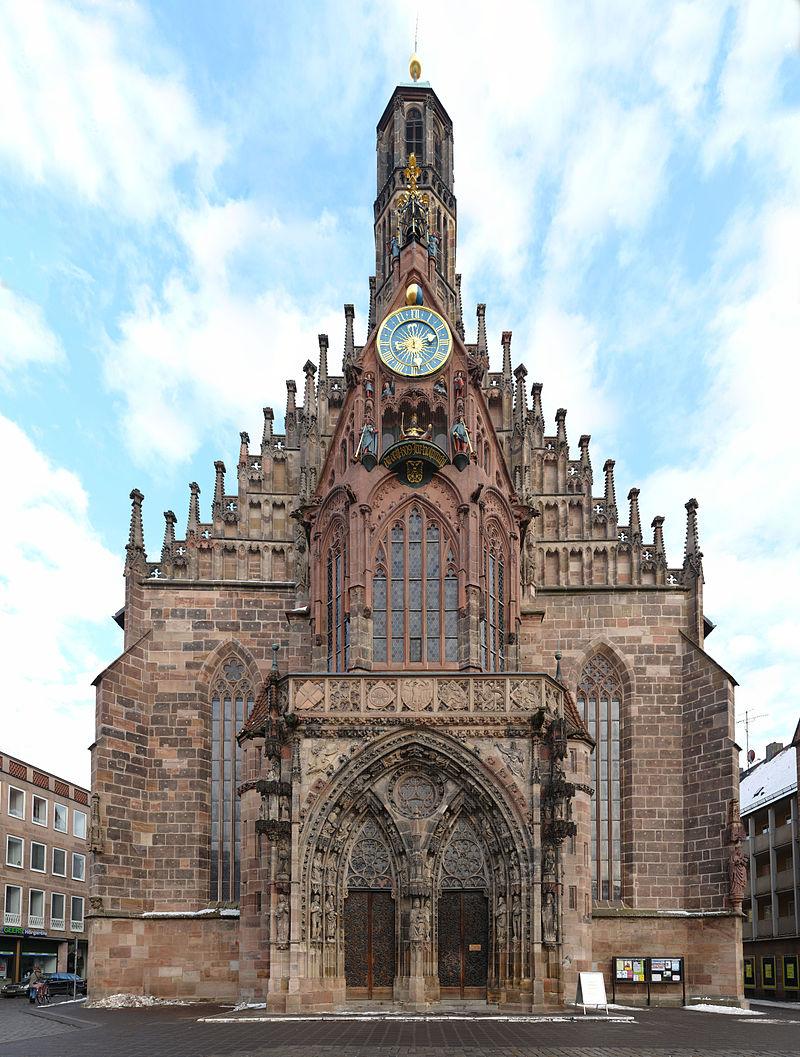 Bild Frauenkirche Nürnberg