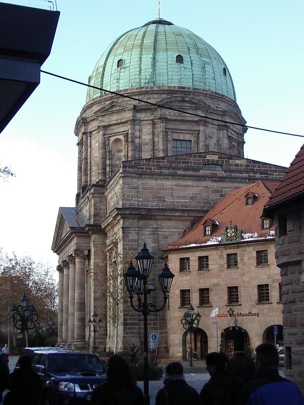 Bild Kirche St. Elisabeth Nürnberg