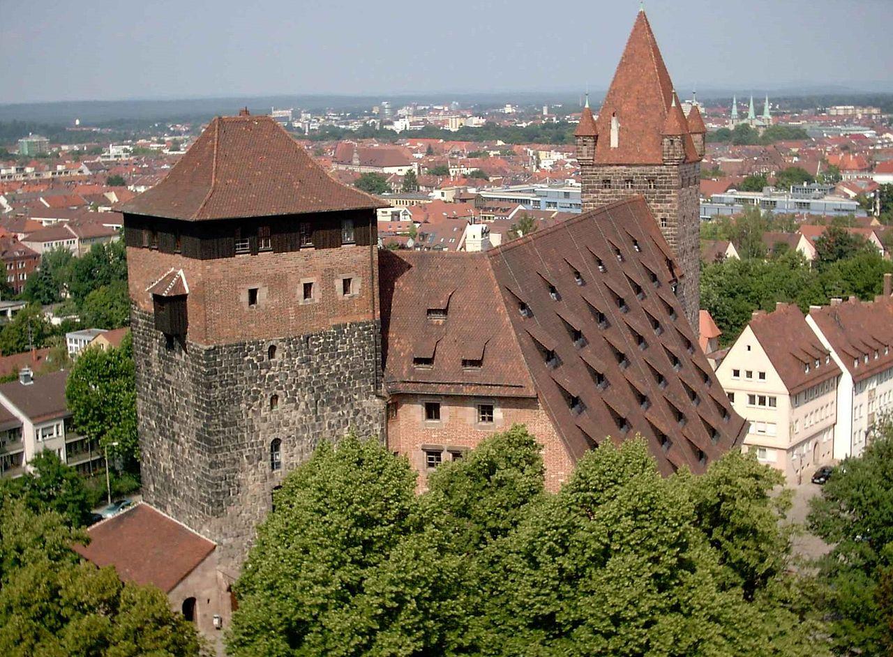 Bild Kaiserstallung Nürnberg