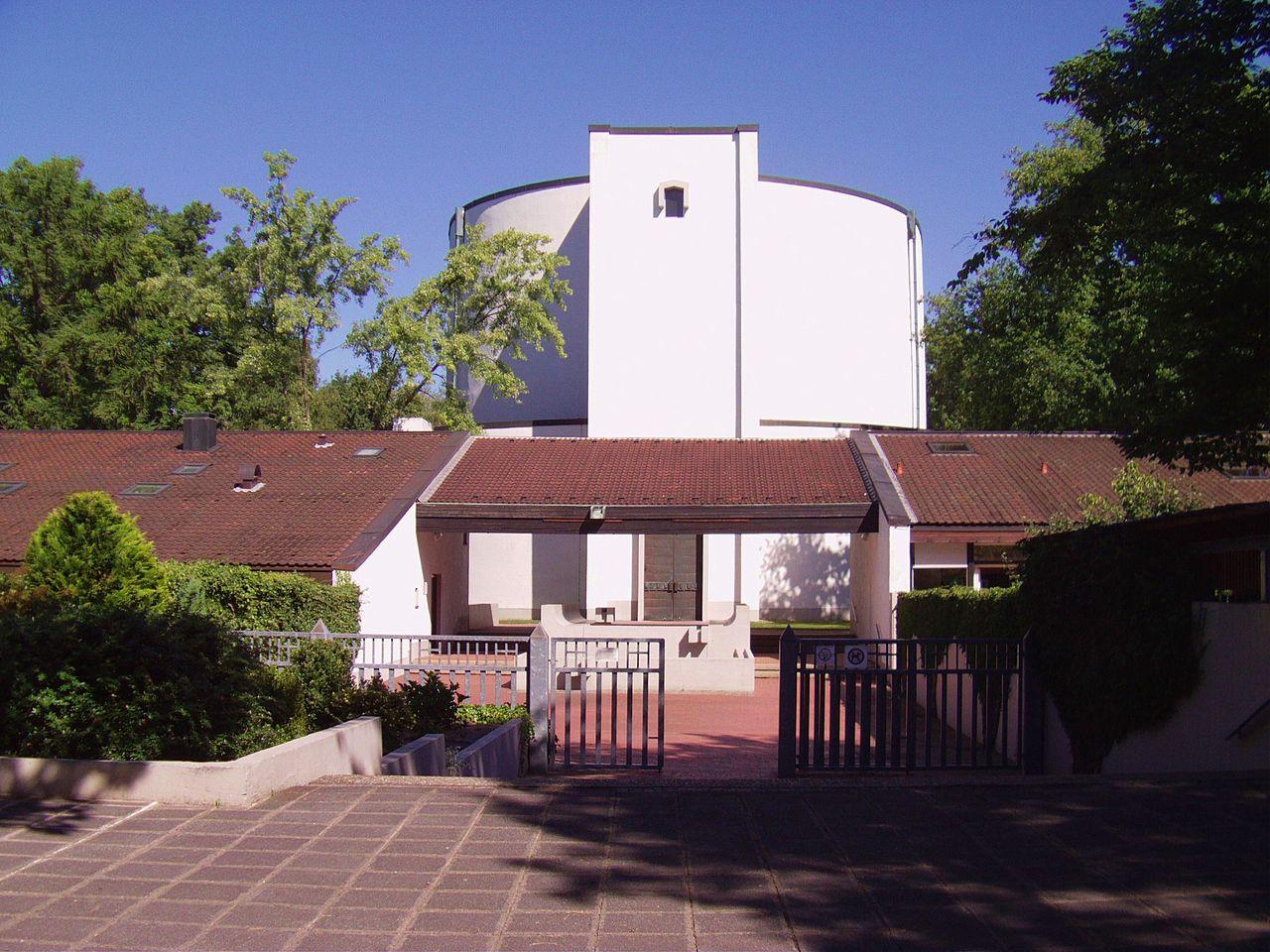 Bild Kirche zur Heiligsten Dreifaltigkeit Nürnberg