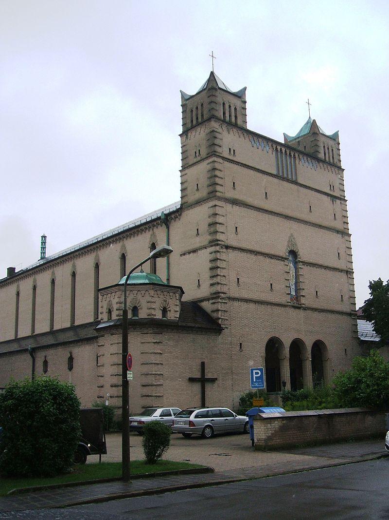 Bild Kirche St. Karl Borromäus Nürnberg
