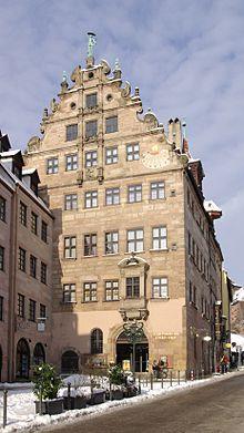 Bild Stadtmuseum Fembohaus Nürnberg