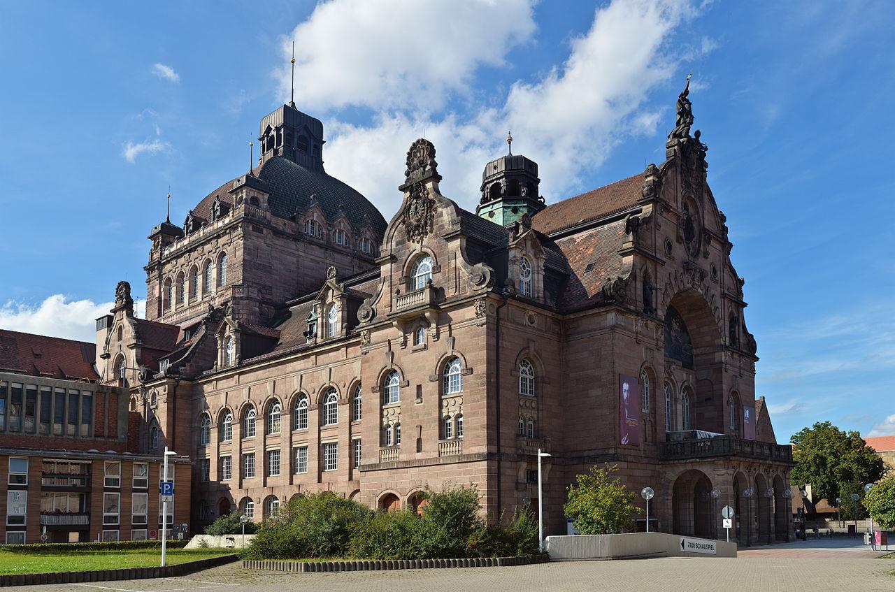 Bild Opernhaus Nürnberg