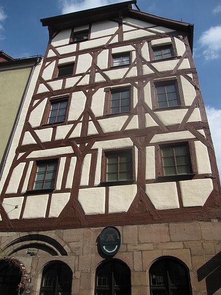 Bild Albrecht Dürer Stuben Nürnberg