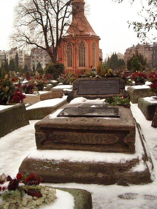 Bild St. Johannis Friedhof Nürnberg