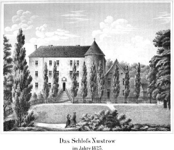 Bild Rittergut Nustrow