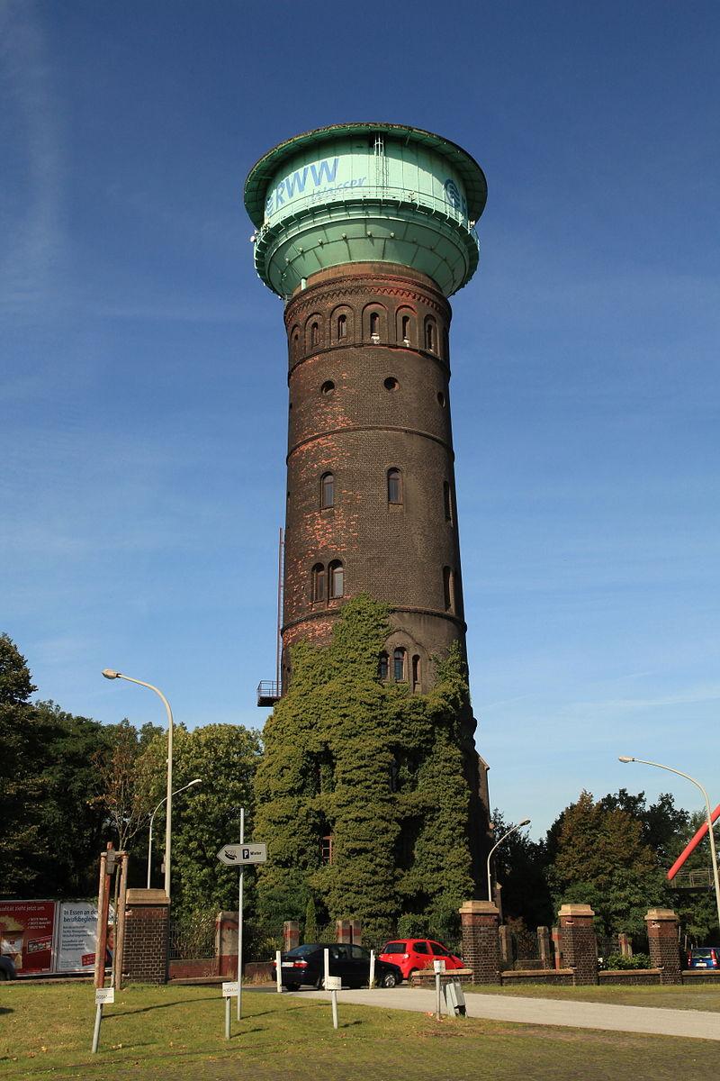 Bild Wasserturm Oberhausen