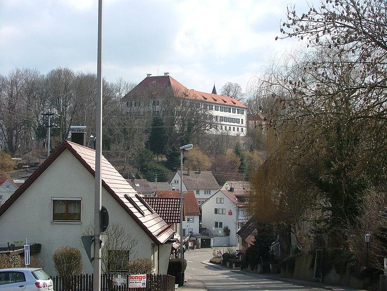 Bild Fuggerschloss Oberkirchberg