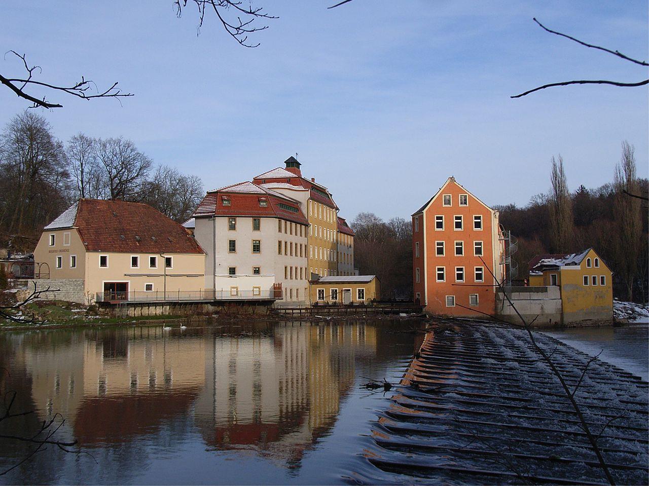 Bild Brauhaus Obermühle Görlitz