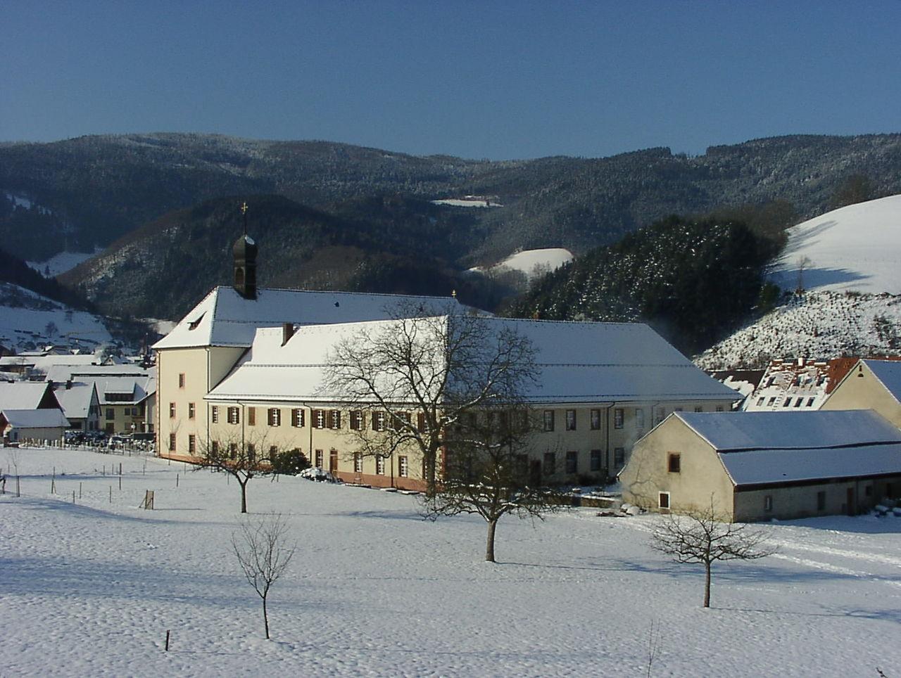 Bild Klosterbibliothek Oberried
